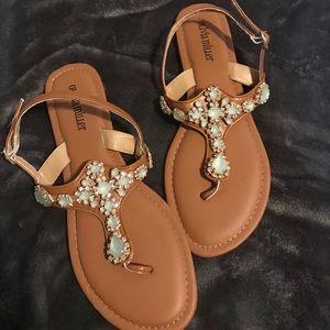 Olivia Miller Sandals!